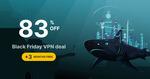 Black Friday Surfshark VPN Deal: 24 Months + 3 Months Free - USD $59.76 (SGD $80,58)