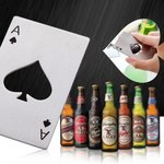 GearBest Black Friday US $1 (~SG $1.5) Deals: Ace of Spades Bottle Opener,  Plastic Welding Compound Pen, Beanie Hats