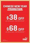 PUMA - Spend $188 Get $38 off + Hong Bao or Spend $288 Get $68 + Hong Bao (VivoCity)