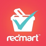 $25 off First 4x Orders at RedMart ($50 Minimum Spend, New Customers)