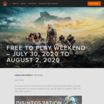 Disintegration (PC | PS4 & Xbox One), Free To Play July 30-August 2
