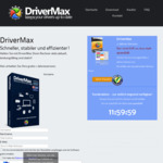 DriverMax Pro Free 1 Year @ DriverMax Official Website (Germany, VPN Required)
