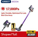 Airbot Ifoor (Purple) 17kpa for $81.50 from Shopee