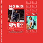 Extra 40% off Full Priced & Outlet Items at adidas