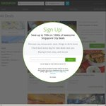 Groupon - 8% Off Dining & Goods, 8% Off Travel, 18% Off Leisure & Services, 28% Off Beauty, 38% Off Special Deals