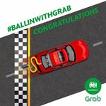 $5 off GrabShare Rides with Grab, To & From Nanyang Technological University (NTU)