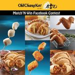 Win 1 of 20 $5 Old Chang Kee Vouchers from Old Chang Kee