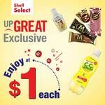 $1 Magnum Ice Cream (U.p. $3.90) at Shell Stations from Now till 31 Aug 20 [via UPGREAT App]