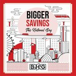 $5 off ($80 Min Spend) or $15 off ($120 Min Spend) at BHG