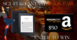Win A Kindle Paperwhite + USD $50 Amazon Gift Card from Book Throne
