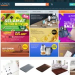 $10 off at Lazada for New Customers ($20 Minimum Spend)