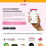 $15 Cashback on FavePay Payments via Fave App (previously Groupon) [$60 Minimum Spend]