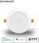 4 Inch Wi-Fi RGBW LED Downlight for US $24 (~SG $33) Delivered @ Zemismart