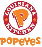 Golden Value Box for $6.90 at Popeyes