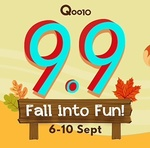 Qoo10 Coupons - $10 off When You Spend $60, $30 off When You Spend $200, $100 off When You Spend $1000