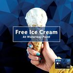 Free Ice Cream at UOB YOLO Roadshow, Waterway Point (3pm to 6pm)