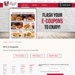 KFC Coupons - Valid till 24/9