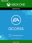 [XB1] EA Access 12-Month Subscription $29 (U.P. $41) @ CD Keys