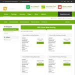 Unlimited Web Hosting with SSD Cloud - No Limits cPanel + Buy One, Get One Free - USD $12 (~SGD $17) @ Weekhost