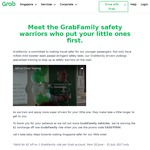 $2 off GrabFamily Rides with Grab