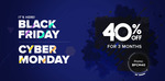 Save 40% on Cloudways Hosting for Three Months with Code: BFCM40