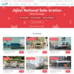 $15 off $150+, $45 off $300+ or $200 off $1000+ Spend at HipVan