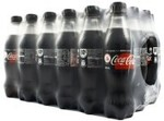 Coca-Cola Zero - 24x330mL Pack for $1 with $50 Minimum Spend at EAMART