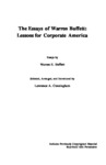 FREE pdf The essays of Warren Buffett : lessons for corporate America