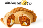 2 Old Chang Kee Curry Puffs for $2.70 via Klook