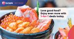 1-for-1 Shin Minori Premium Lunch Buffet (U.p: $107.80++) with Burpple beyond Membership