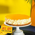 Russian Whiskers Juicy Mango)Cheesecake - $48.90 (20% off) at Cat & The Fiddle