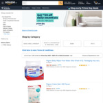 Prime Day: $20 off Daily Essentials ($80 Min Spend) at Amazon SG