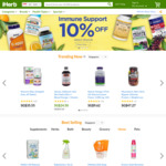 6% + 5% off Orders Above USD $60 with 2 Stackable Coupon Codes @ iHerb