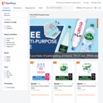 Free Multi-Purpose Case with $25 Min Spend on Participating Bottled Water Products at FairPrice On