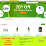 10% off Sitewide (US $120 Min Spend) at iHerb