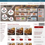 25% off Online Orders at Wing Zone (New Customers)