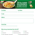 Free Hao Chi Sample Delivered from Knorr/Unilever