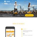 oBike - 2x Free 30 Minute Rides