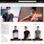 20% off ($100 Min Spend)  Superdry at Zalora