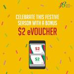 Free $2 FairPrice eVoucher When You Redeem Healthpoints for Any eVoucher on the Healthy 365 App
