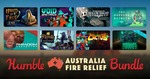 Humble Australia Fire Relief Bundle $25USD (U.P. $424USD) - 100% to Charity