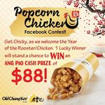 Win $88 Cash from Old Chang Kee