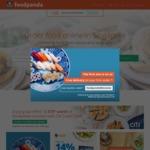 $15 off at foodpanda (New Customers, $30 Minimum Spend)