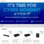 Creative Cyber Monday Sale: Soundblaster Roar Pro $179 (Was $349), Creative Iroar $249 (Was $499)