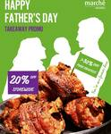 20% off Storewide and Whole Pork Knuckle for $29.90 at Marché Mövenpick