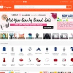 $10 off ($20 Minimum Spend, New Customers) or $5 off ($25 Minimum Spend, Existing Customers) at Shopee [Maybank Cards]