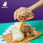 2 Burritos or Burrito Bowls for $22 at Guzman Y Gomez via Deliveroo