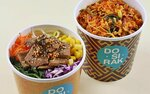 1-for-1 Soy / Spicy Chicken Bibimbap for $8.9 at Dosirak via Fave