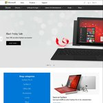 Microsoft Store SG Black Friday/Cyber Monday Promo - 15% off Surface Pro 4, Surface 3, Accessories & Xbox Controllers