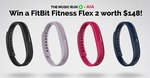 Win 1 of 50 Fitbit Flex 2 Fitness Wristbands from The Music Run/AIA Singapore